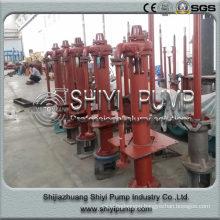 Metal Lined Vertical Spindle Slurry Pump