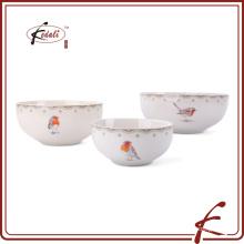 Ensalada de cerámica