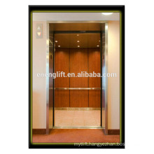 China supplier high quality frequency single passenger lift