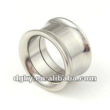 Wholesale Stainless steel ear flesh tunnels piercing