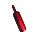Red Wine Bottle USB-flashdrive 16 GB
