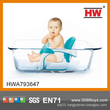 High Quality Plastic 2 In 1 Bath Chair For Babies
