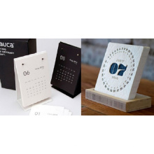 Fancy Design Custom Stationery Desk Calendar Printing