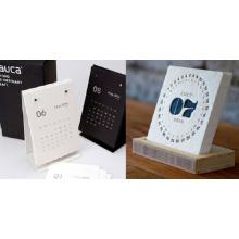 Модный Дизайн Обычай Канцтовары Печатание Календара Стола