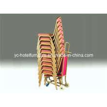 Прочная переносная тележка для кресла с планшайбами (CH-CT03)