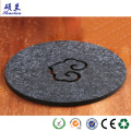 Coasters de feltro de 3mm & 5mm
