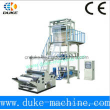Two-Layer Co-Extrusion Down-Ward Water-Cooled PP Film Blowing Machine (SJ Series)