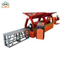 Metal or steel fence panel roll forming machine for sale