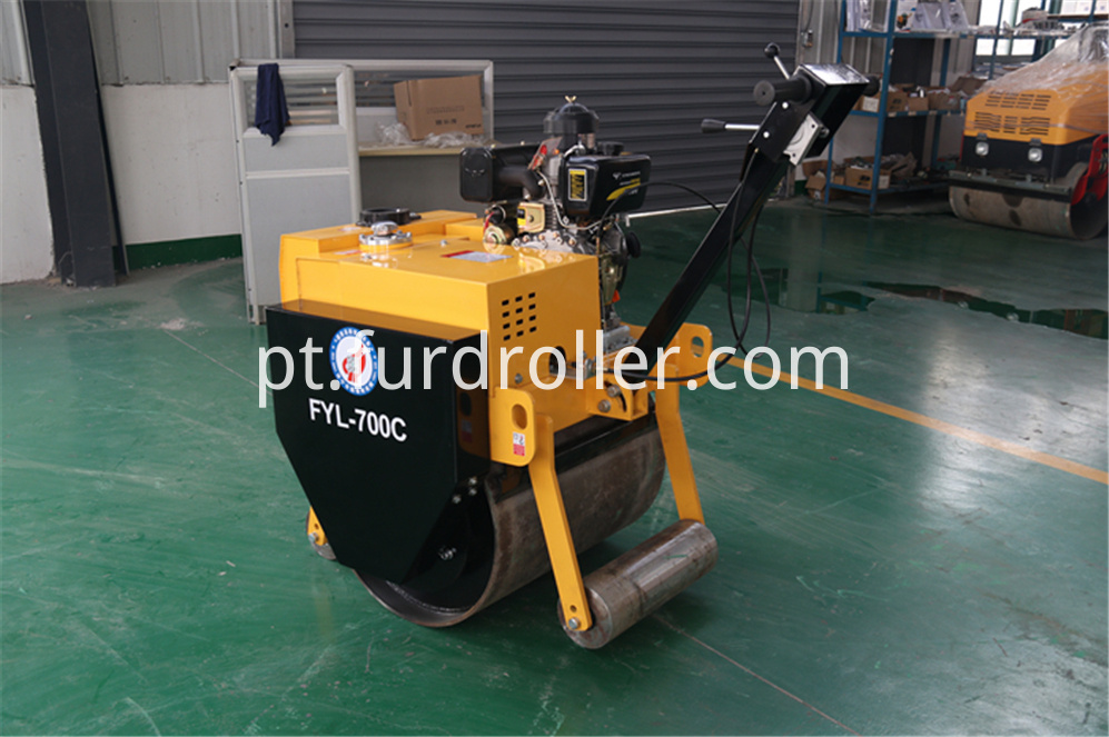 FYL-700C Small Road Roller