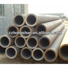 Tuyau en acier sans carbone carbone ASTM A106 / ASTM A 53 / GrB / Q235 / SS400