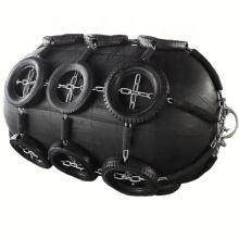High quality marine rubber pneumatic yokohama fender  dia 4500