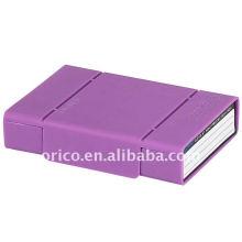 Boîte de protection HDD de 2,5 po et 3,5 pouces, étui HD,