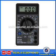 Digital Multimeter DT830B with full protection design anti-burn component removable battery cover