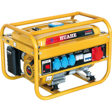 Three Phase Gasoline Generator HH2800-B04 (2KW, 2.5KW, 2.8KW)