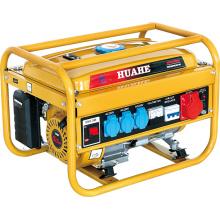 Gerador trifásico da gasolina HH2800-B04 (2KW, 2.5KW, 2.8KW)