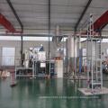 Máquina de dosagem e mistura de mistura automática de plástico e madeira WPC para poliuretano