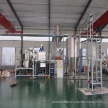 Автоматическая машина для дозирования и смешивания смеси из полимерной и древесной смеси WPC для полиуретана