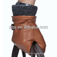 2013 hot sale man winter fleece lining glove