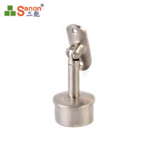 Foshan factory direct stainless steel casting column head movable bracket high quality