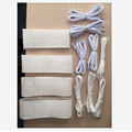 Profesional Semi Hard Lacrosse Head Mesh String Kit