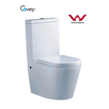Bathroom Water Colset/Washdown Toilet P-Trap with Ce (A-2057)