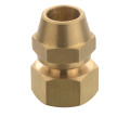 female thread brass pipe fitting