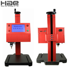 Dot Pin Pneumatic Portable Metal Engraving Machine