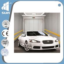 Capacité 3000kg ascenseur de voiture avec finition en acier peint