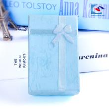 Фабрика высокого качества разных размеров и моделей пустой ювелирные изделия продажа коробки без печати