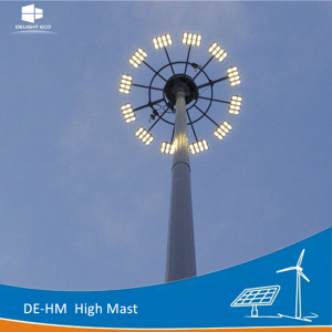 DELIGHT Telescopic High Mast Light Pole