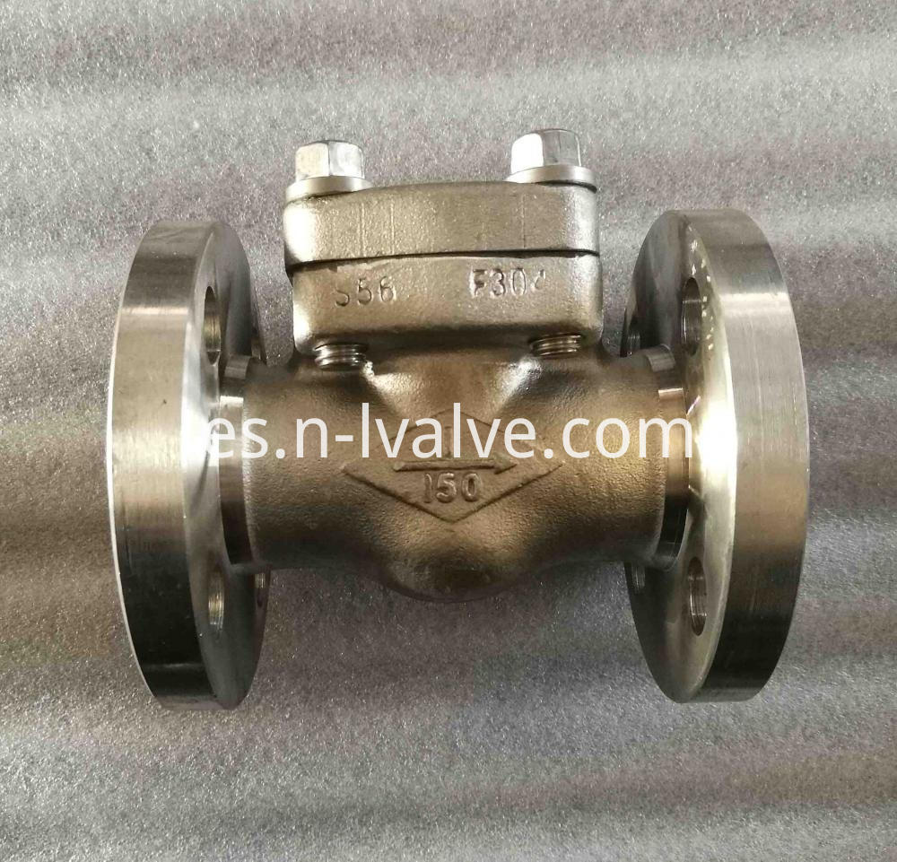 Api 602 Forged Steel Check Valve