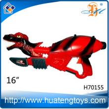 2013 venda quente de plástico dinossauro água pistola de verão para venda H70155
