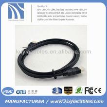 NOUVEAU Gold Mini HDMI vers HDMI 1.5M pour SONY CANON HD CAM Noir