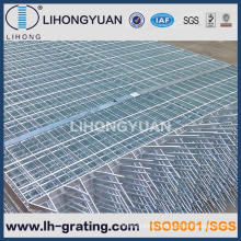 Galvanized Steel Bar Grating Fences