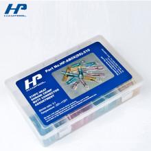 Caixa de empacotamento recicl pequena do produto do tubo do psiquiatra do calor