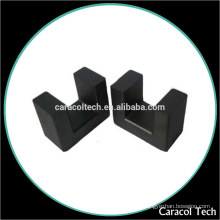 CU61-26 U Type Soft Iron powder core for Transformer