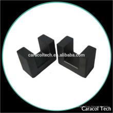 CU61-26 U Тип мягкий порошок Железный сердечник для трансформатора