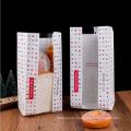 Custom Printed Baguette Bread Packaging Paper Bags