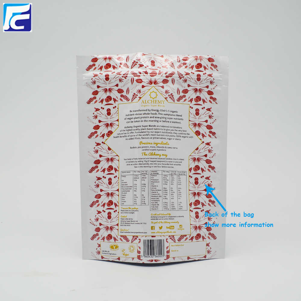 Food Bags Wholesale