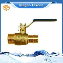 Venda quente superior qualidade melhor preço chumbo livre PROPEX válvula de esfera F1960.