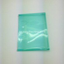 Promotional Plastic Zipper File Folder