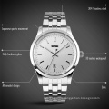 New Style Japan Movement Stainless Steel Fashion Watch Bg252