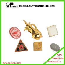 Hochwertige benutzerdefinierte Soft Enamel Werbe-Pin Badge (EP-B7025)