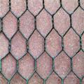 2018 Venta caliente PVC recubierto / malla de alambre hexagonal galvanizado
