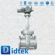 Didtek Fast Delivery Oil Atornillado Válvula de compuerta con protector de vástago