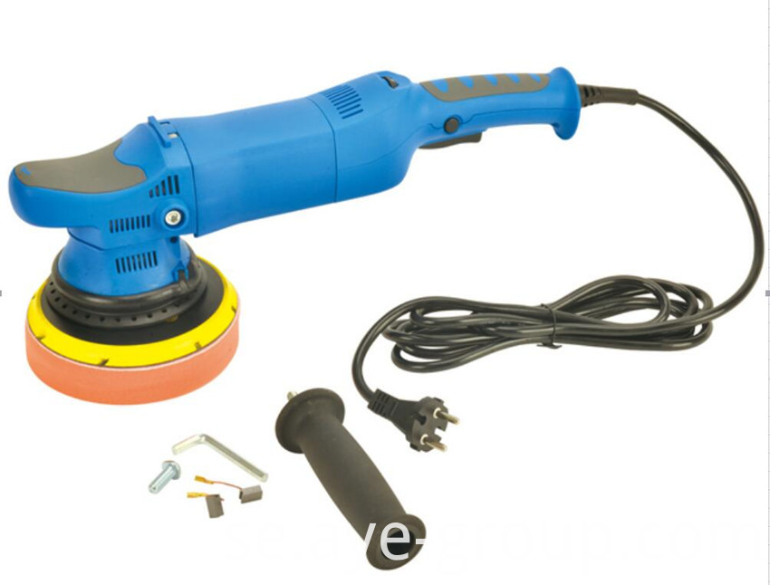 Electric Dural Action Car Polishers 3