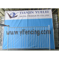 Welded Temporary Fence, Galvanized Welded Wire Mesh Temporary Fence, Powder Coated Temporary Fence