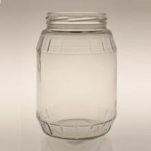 900ml Gran Glass Jar Bouteille à bouteille large Bouteille