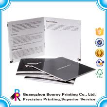 Made in China Factory Günstige Bunte Neue Produkt Benutzerdefinierte Business-Broschüre