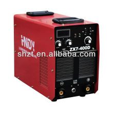Single Tube IGBT Inverter DC mma 400 Amp welder